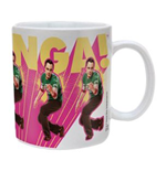 Big Bang Theory - Pink (Tazza)