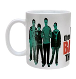 Big Bang Theory - Green (Tazza)