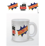 Big Bang Theory - Bazinga Burst (Tazza)