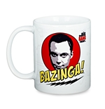 Big Bang Theory - Bazinga (Tazza)