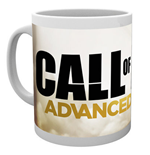 Tazza Call Of Duty Advanced Warfare - Logo