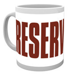Reservoir Dogs - Title (Tazza)