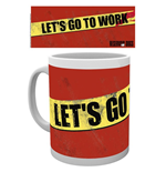 Reservoir Dogs - Go To Work (Tazza)