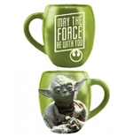 Star Wars - Yoda Tazza In Ceramica Cm 11