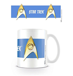 Star Trek - Sciences Blue (Tazza)
