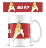 Star Trek - Engineering Red (Tazza)