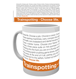 Trainspotting - Quote (Tazza)
