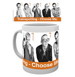 Trainspotting - Cast (Tazza)