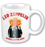 Led Zeppelin - Whole Lotta Love (Tazza)