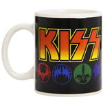 Kiss - Masks (Tazza)