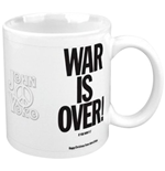 John Lennon - War Is Over (Tazza)