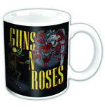 Guns N' Roses - Attak (Tazza)