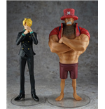 One Piece - Dramatic Showcase Stagione 03 #03 - Tonytony Chopper E Sanji (Set 2 Figure 16/18 Cm)