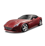 Bburago - Ferrari California T (Closed Top) 1:18