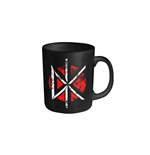 Dead Kennedys - Logo Distressed (Tazza)