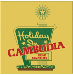 Dead Kennedys - Holiday In Cambodia (Magnete Metallo)