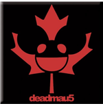 Deadmau5 - Maple Mau5 (Magnete Metallo)
