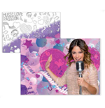 Violetta - Puzzle Double-Face Supermaxi 150 Pz #01