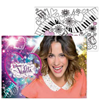 Violetta - Puzzle Double-Face Plus 108 Pz
