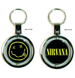 Nirvana - Smiley (Portachiavi)