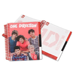 One Direction - Divider Notebook