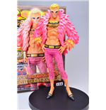One Piece - Grandline Men 15th Edition #08 - Donquixote Doflamingo (Altezza 17 Cm)