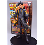 One Piece - Grandline Men 15th Edition #07 - Trafalgar Law (Altezza 16 Cm)