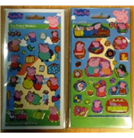 Peppa Pig - Stickers Re-Usable