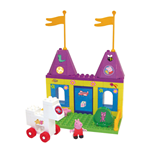 Peppa Pig - Blocks - Parco Divertimenti 49 Pz