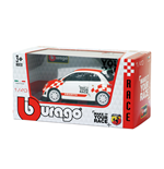Bburago - Abarth 500 Make It Your Race 1:43