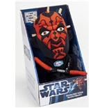 Star Wars - Peluche Parlante 23 Cm - Darth Maul