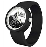 Star Wars - Orologio Analogico Nero Darth Vader