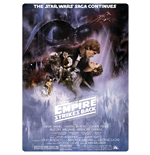 Star Wars - Empire Strikes Back (Magnete Metallo)