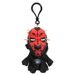 Star Wars - Darth Maul Portachiavi In Peluche Con Suono Cm 10