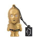 Star Wars - C-3PO - Chiavetta USB Tribe 8GB