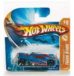 Mattel 5785 - Hot Wheels - Veicolo Singolo 1:64 (Assortimento)