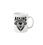 Asking Alexandria - Skull Shield (Tazza)