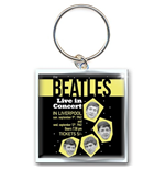 Beatles (The) - Live In Concert (Portachiavi Metallo)