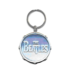 Beatles (The) - Drum Logo (Portachiavi Metallo)