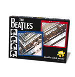 Beatles (The) - Blue & Red Double Sided (Jigsaw Puzzle)