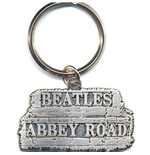 Beatles (The) - Abbey Road Sign (Portachiavi Metallo)