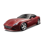 Bburago - Signature Series - Ferrari California T (Closed Top) 1:18