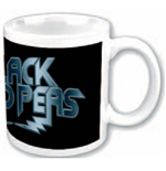 Black Eyed Peas - Metal Logo (Tazza)