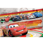 Cars - Puzzle Double-Face Plus 60 Pz