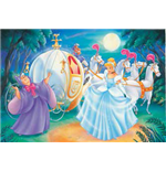 Cenerentola - Puzzle Double-Face Plus 108 Pz