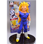 Dragon Ball - Heroes Dx Figure #02 Vegeta Super Saiyan 3 (Altezza 18 Cm)