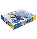 Frozen - Puzzle Double-Face Supermaxi 108 Pz #02