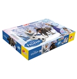 Frozen - Puzzle Double-Face Supermaxi 35 Pz #01