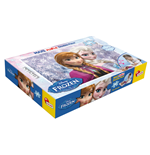 Frozen - Puzzle Double-Face Supermaxi 60 Pz #02