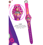 Mia And Me - Orologio Lcd Con Strass